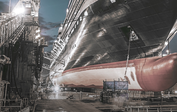 Shipbuilding and plant engineering