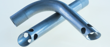 Fine tubes for medical applications