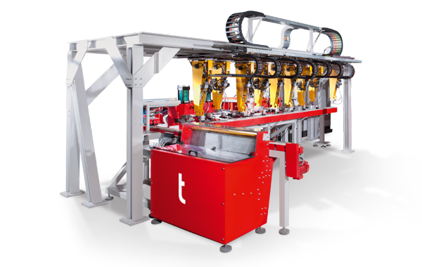 t form R tube forming machines